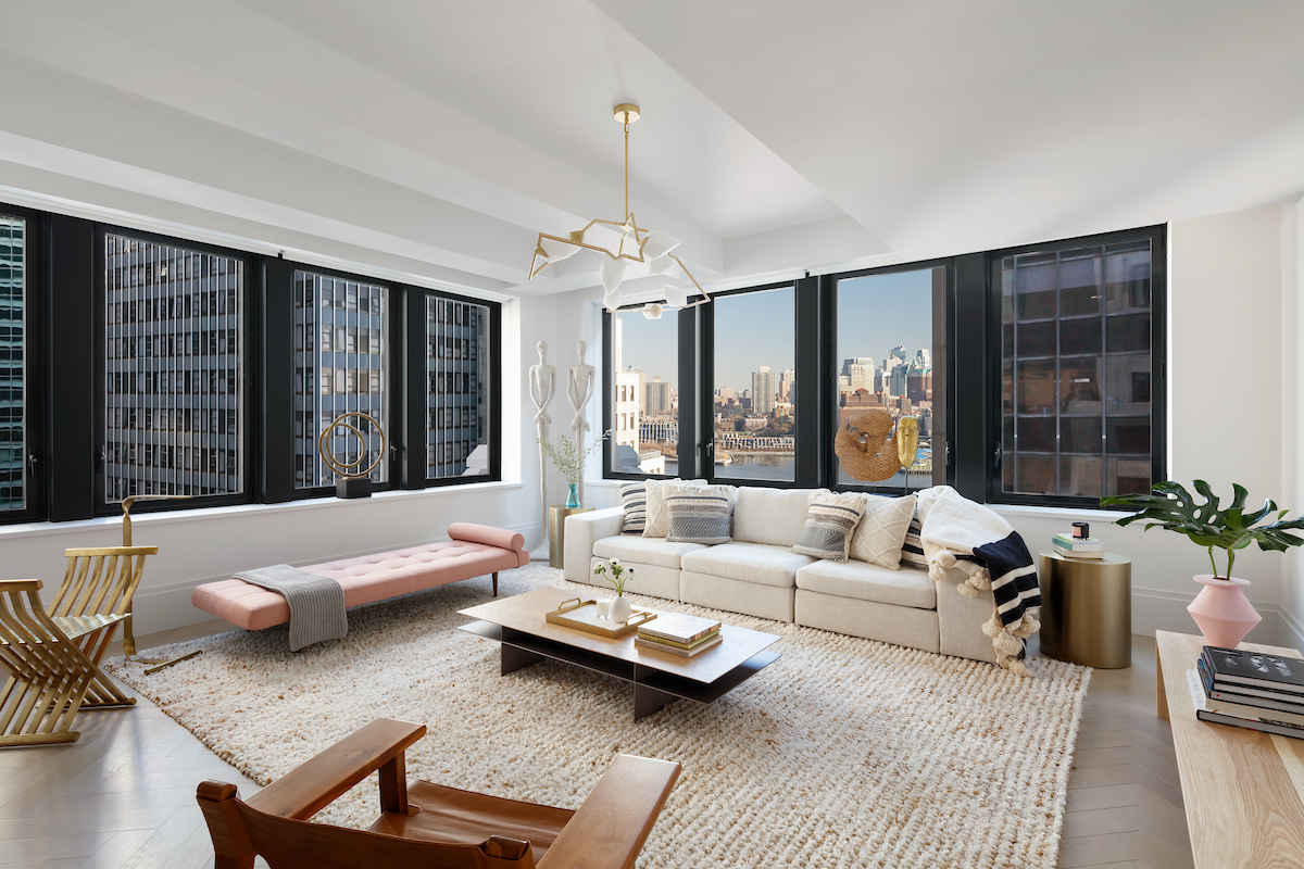 Wall street condos penthouses in nyc wall street residences
