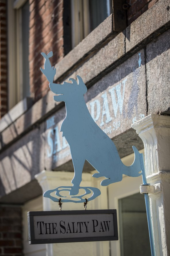 The Salty Paw, South Street Seaport